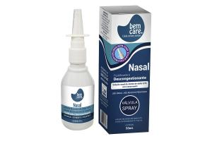 Fluidificante e Descongestionante Nasal Spray 50ml Bem Care
