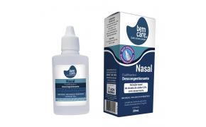 Fluidificante e Descongestionante Nasal 30ml Bem Care