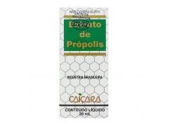 Extrato de Própolis 20ml Caiçara