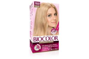 Tintura Biocolor 10.0 Super Louro Exuberante