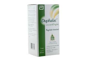 Dulphalac Lactulose 667 mg/ml Com 200 ml