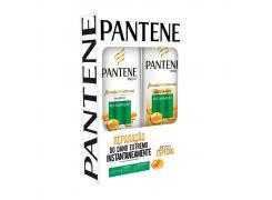 Kit Pantene Shampoo e Condicionador Restauração 175ml