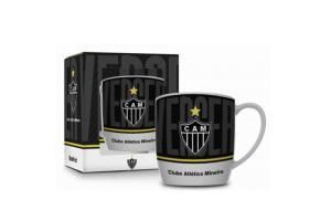 Caneca Porcelana Urban Brasfoot - Atlético Mineiro 360 ml Ref 1627