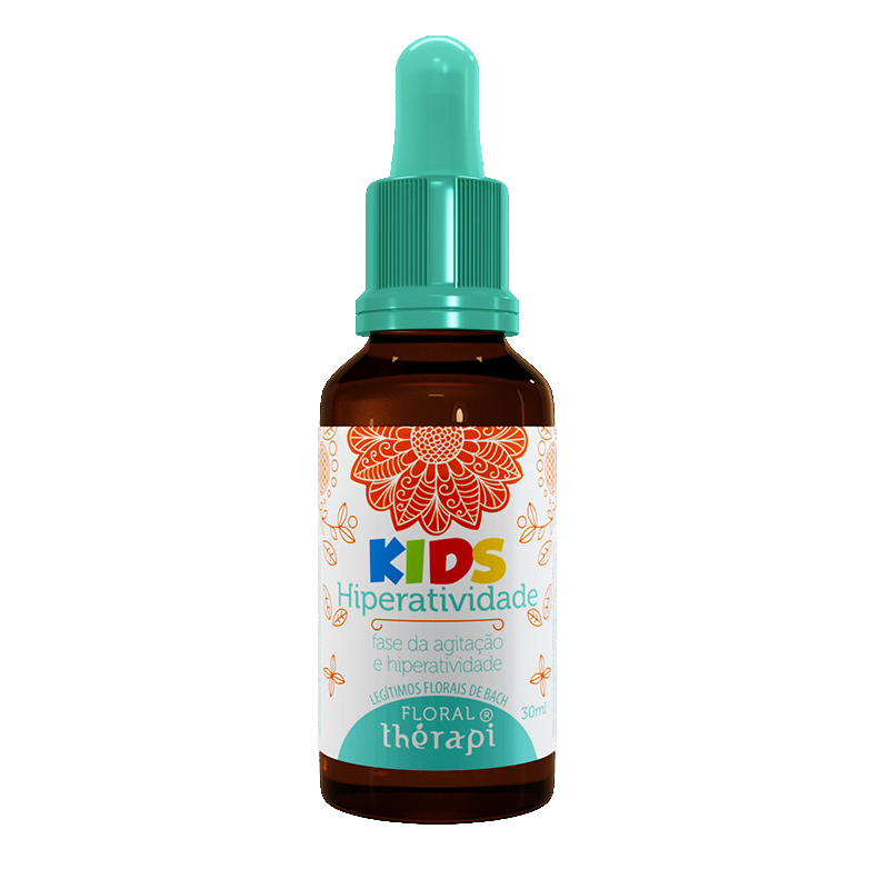 Floral Therapi Kids Hiperatividade 30ml