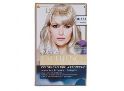Tintura L'Oréal Paris Imédia Excellence Ice Colors 10.111 #Flerte