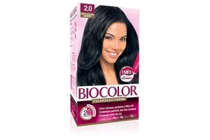 Tintura Biocolor 2.0 Preto Azulado Incrível