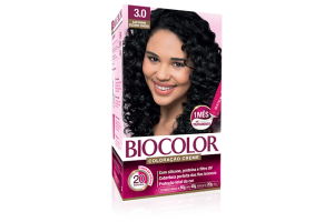 Tintura Biocolor 3.0 Castanho Escuro Chique