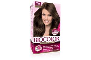 Tintura Biocolor 7.0 Louro Arraso
