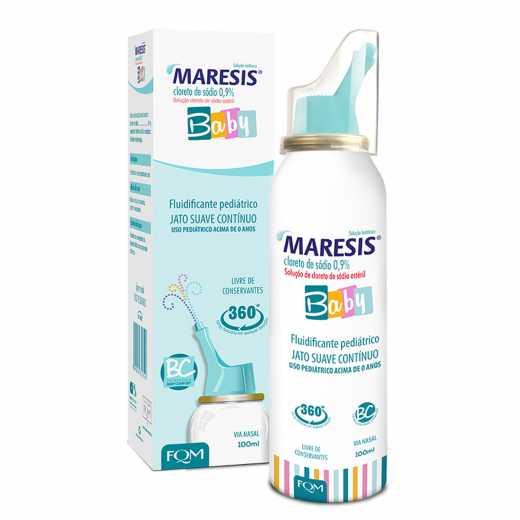 Maresis Baby Solução Spray Nasal 100ml