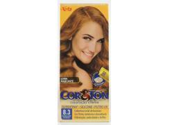 Tintura Cor & Ton 8.3 Louro Claro Dourado