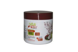 Máscara Coconut Oil 500g Natus Plant