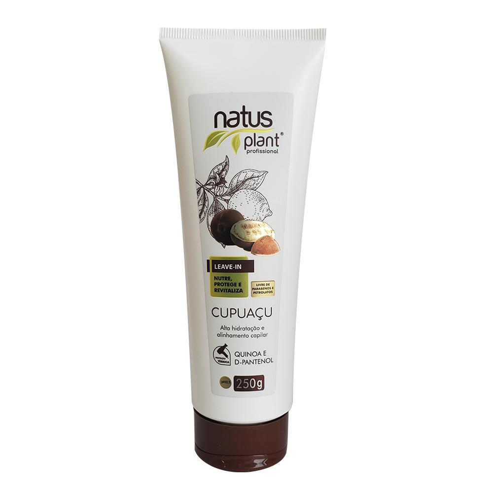 Leave In Cupuaçu 250ml Natus Plant