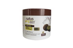 Máscara Cupuaçu 500g Natus Plant