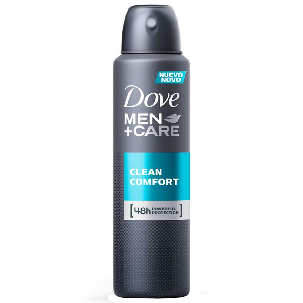 Desodorante Aerosol Dove Care Cleam Comfort 150ml