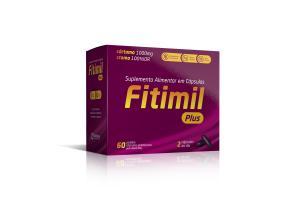 Fitimil Plus Contém 60 Cápsulas Ecofitus