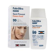 Foto Ultra ISDIN Spot Prevent Fusion Fluid Fps99 50ml