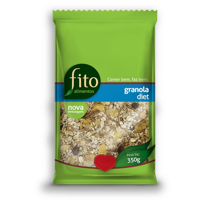 Granola Diet 350g Fito Alimentos