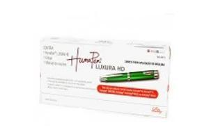 HumanPen Luxura HD Caneta Insulina
