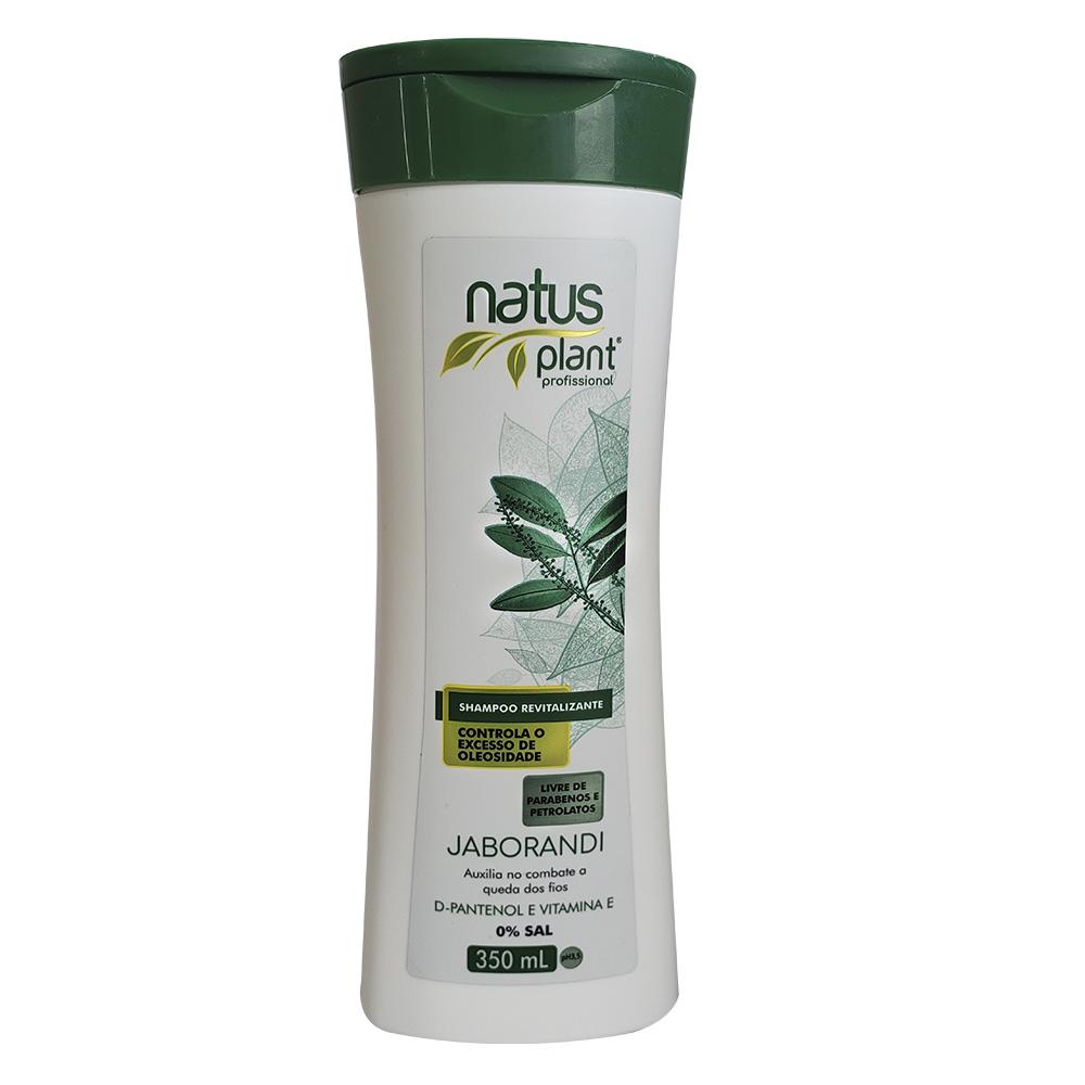 Shampoo Jaborandi 350ml Natus Plant