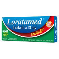 Loratamed 10 mg Com 12 Comprimidos