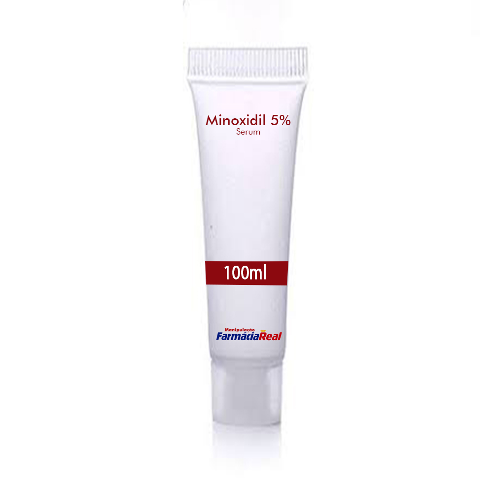 Minoxidil 5% Serum 100ml