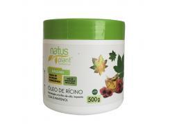 Máscara Óleo de Rícino 500g Natus Plant