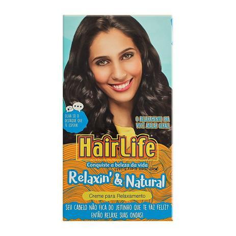 Creme Para Relaxamento HairLife Relaxin & Natural