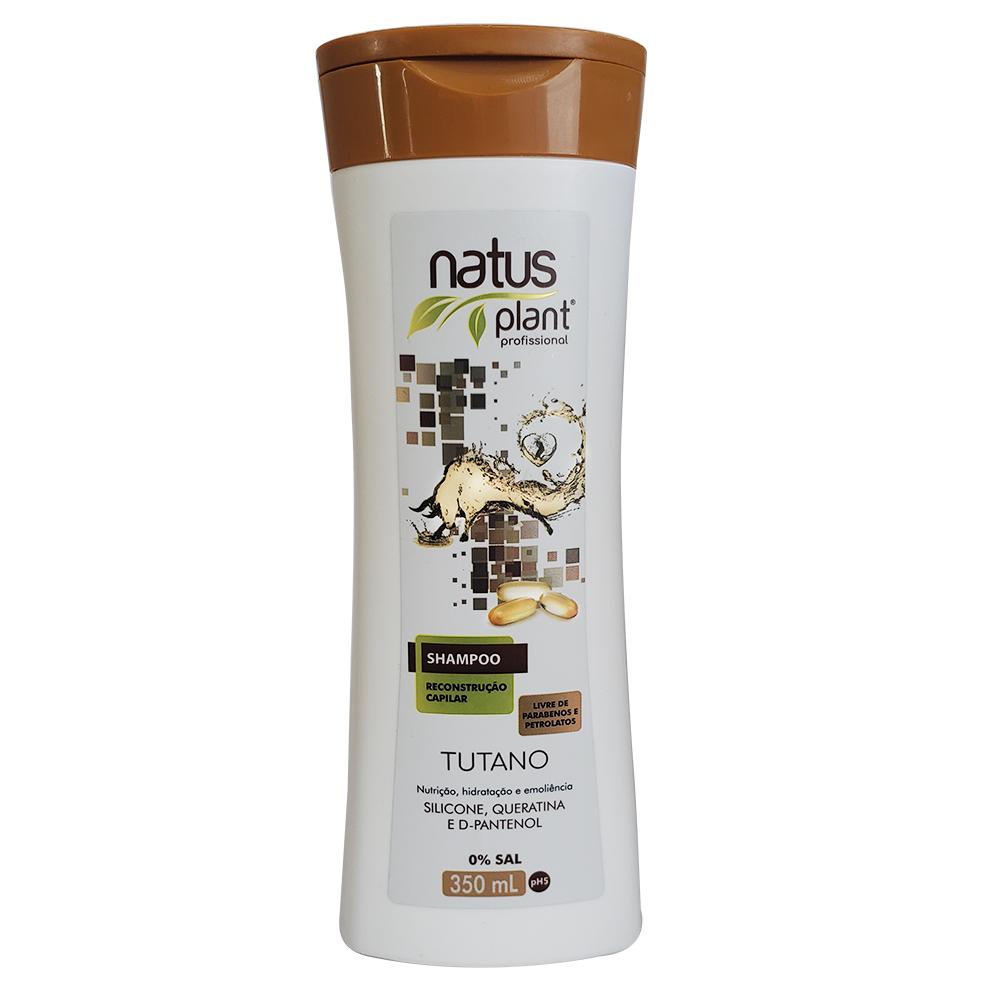 Shampoo Tutano 350ml Natus Plant