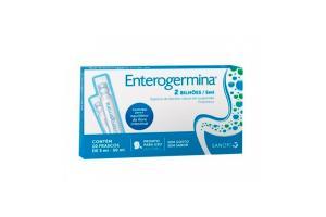 Enterogermina 2 Bilhões/5ml Com 10 Frascos de 5 ml - 50 ml