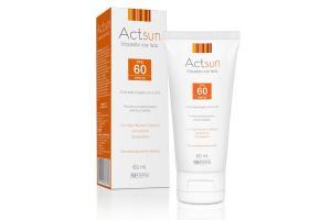 Protetor Solar Facial Actsun FPS 60 60ml