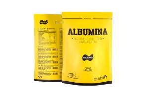Albumina Natural 500 gramas