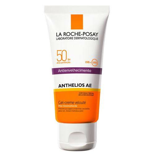 Protetor Solar Facial Anthelios AE FPS 50 Anti-Idade 50g