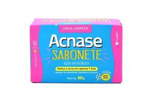 Sabonete Acnase Ação Antiacneica 80g