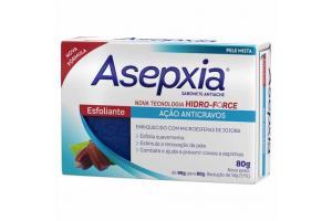 Sabonete Asepxia Ação Anticravos 80g