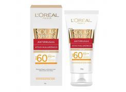 Protetor Solar Facial L'Oréal Paris Antirrugas Com Cor FPS 60 50g