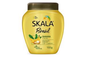 Creme de Tratamento Skala Banana e Bacuri 1kg