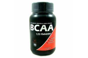 BCAA Health Labs Com 120 Tabletes