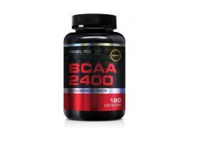 BCAA 2400 Com 120 Tabletes Probiótica