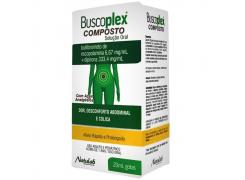 Buscoplex Composto Gotas 20mL