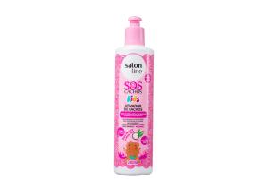 Ativador de Cachos Salon Line S.O.S Cachos Kids 300ml