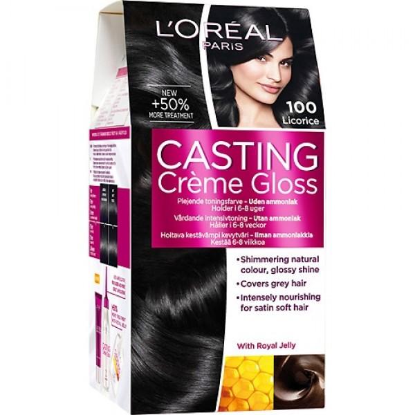 Tonalizante Casting Creme Gloss 100 Preto Noite