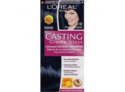 Tonalizante Casting Creme Gloss 210 Preto Azulado
