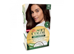 Tonalizante Soft Color 40 Castanho Médio