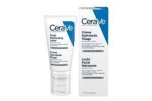 Cerave Loção Facial Hidratante Sem Perfume 52ml