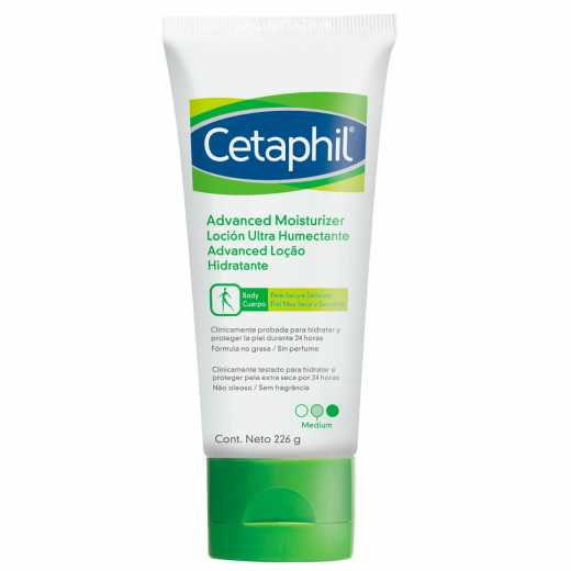 Loção Hidratante Cetaphil Advanced Moisturizer 226g