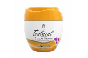 Creme Facial Teatrical Clareador 100g