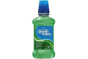 Antisséptico Bucal Oral-B Complete Hortelã Sem Álcool 250ml