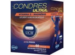Condres Ultra Com 30 Cápsulas EMS