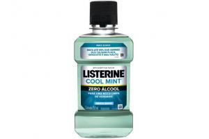 Antisséptico Bucal Listerine Cool Mint Zero Álcool 250ml