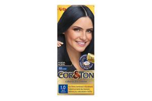 Tintura Cor & Ton 1.0 Preto Azulado